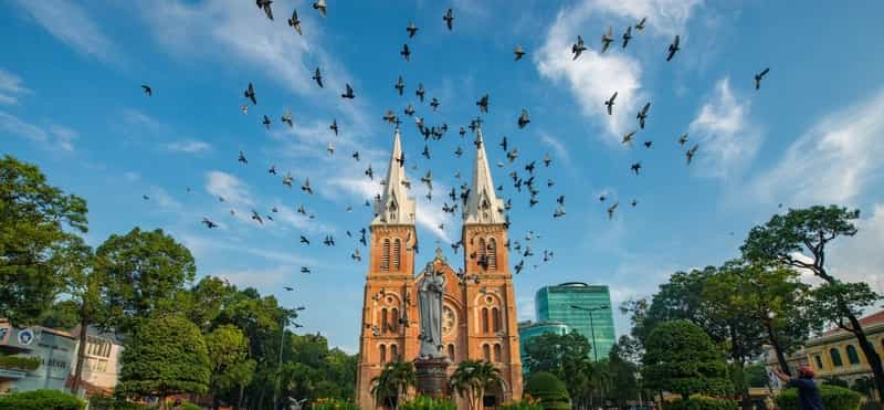 A Church in Hanoi