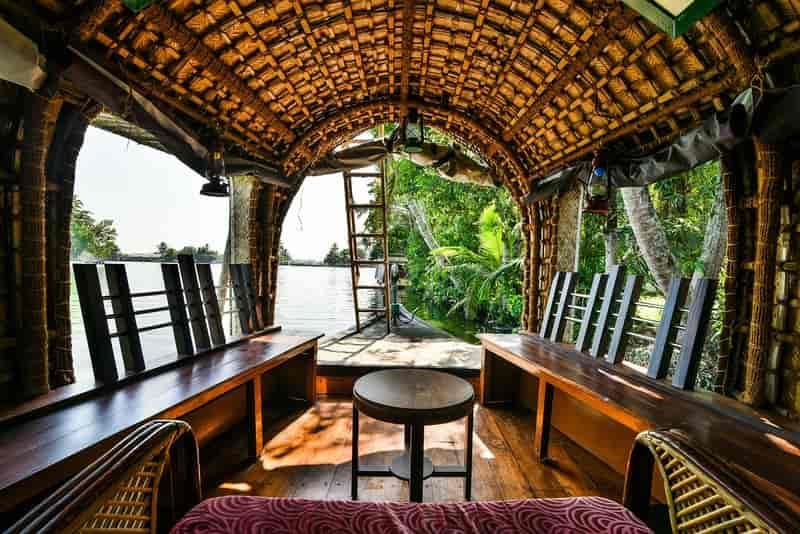 Ride a Houseboat