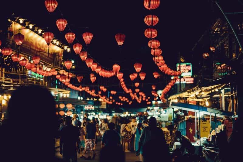 Hanoi has a buzzing nightlife