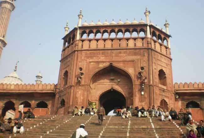 Jama Masjid, Mathura