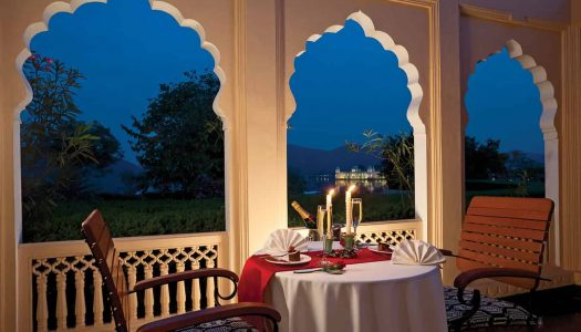 20 Unbelievably Romantic Restaurants in Jaipur