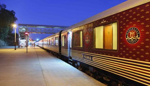8 Best Luxury Train Journeys In India