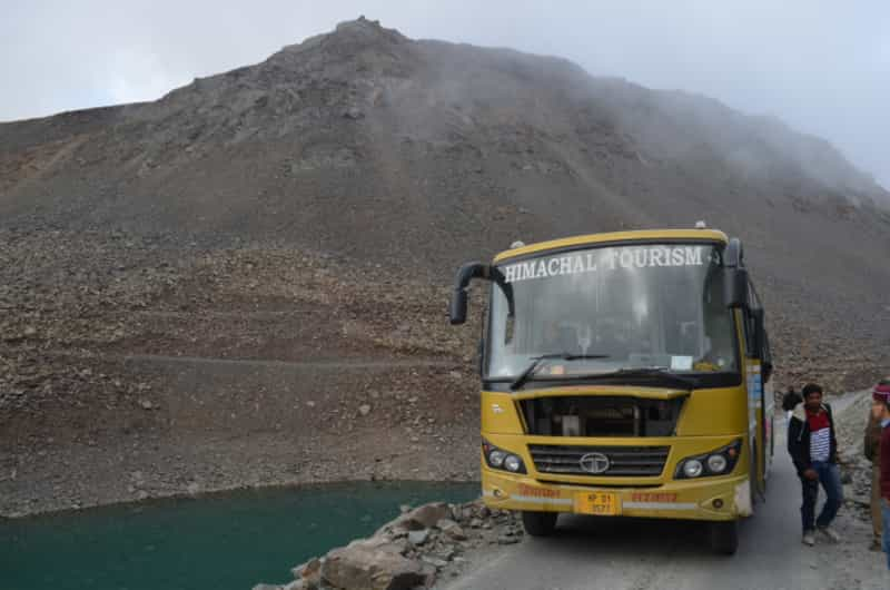 The HPTDC bus