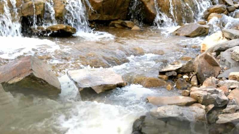 Zanzari Waterfalls