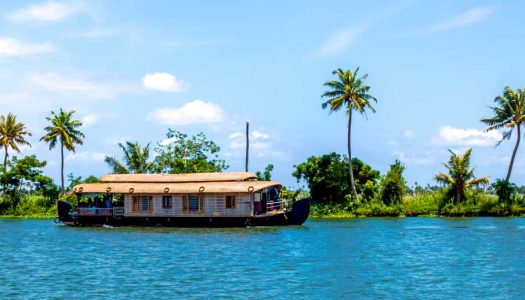 Every Reason To Live On A Boathouse in Alleppey