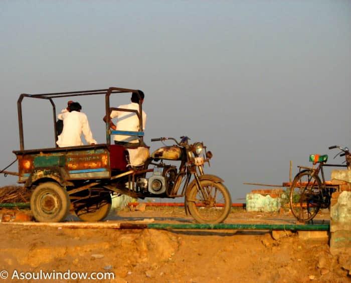 Stranded in remote village in Gujarat